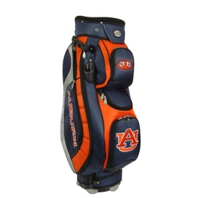 Auburn Tigers Letterman's Club II Cooler Cart Golf Bag