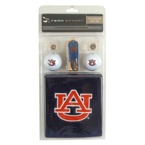 Auburn Tigers Golf Gift Set
