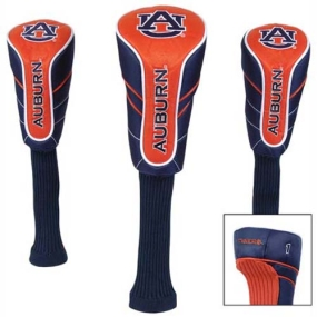 Auburn Tigers Nylon Golf Headcovers