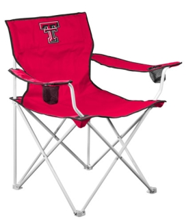 Texas Tech Red Raiders Deluxe Chair