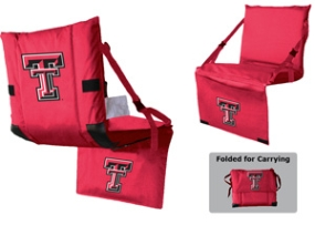 Texas Tech Red Raiders Tri-Fold Stadium Seat