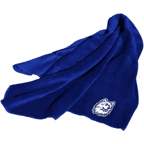 Connecticut Huskies Fleece Throw Blanket