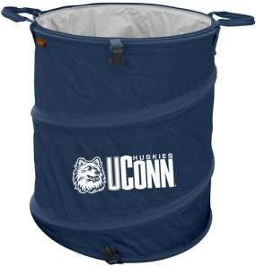 Connecticut Huskies Trash Can Cooler