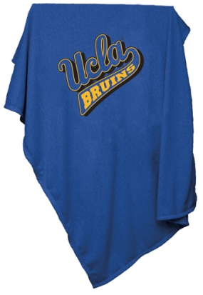 UCLA Bruins Sweatshirt Blanket