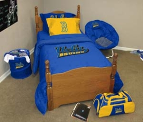 UCLA Bruins Twin Size Bedding In A Bag