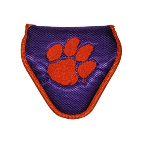 Clemson Tigers Mallet Putter Cover