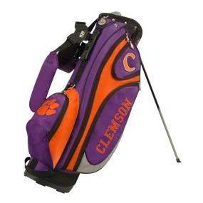 Clemson Tigers GridIron Stand Golf Bag