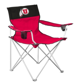 Utah Utes Big Boy Tailgating Chair