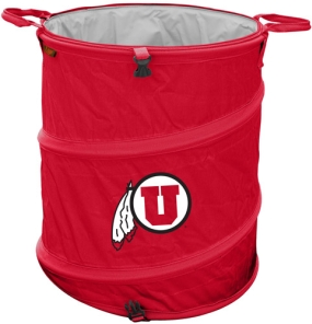 Utah Utes Trash Can Cooler
