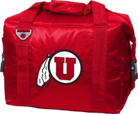 Utah Utes 12 Pack Cooler