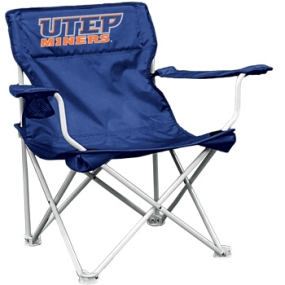 UTEP Miners Tailgating Chair