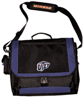 UTEP Miners Commuter Bag