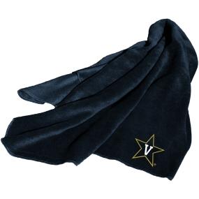 Vanderbilt Commodores Fleece Throw Blanket