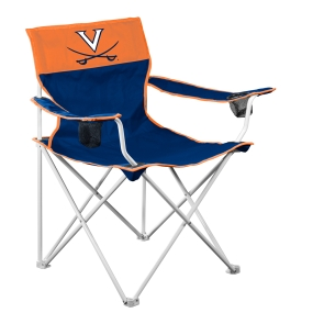 Virginia Cavaliers Big Boy Tailgating Chair