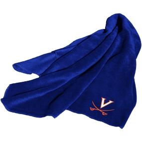 Virginia Cavaliers Fleece Throw Blanket
