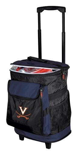 Virginia Cavaliers Rolling Cooler