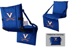 Virginia Cavaliers Tri-Fold Stadium Seat
