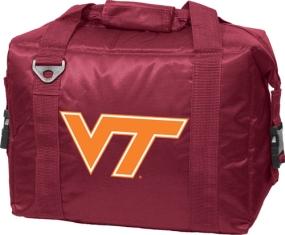 Virgina Tech Hokies 12 Pack Cooler