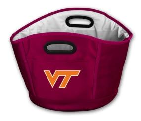Virginia Tech Hokies Party Bucket