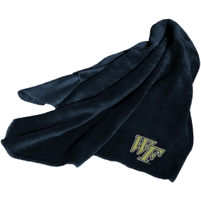 Wake Forest Demon Deacons Fleece Throw Blanket
