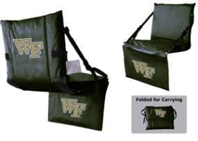 Wake Forest Demon Deacons Tri-Fold Stadium Seat