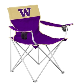 Washington Huskies Big Boy Tailgating Chair