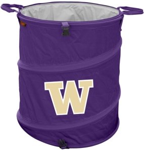 Washington Huskies Trash Can Cooler