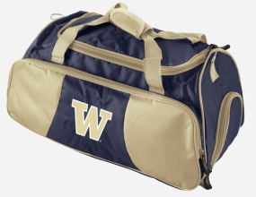 Washington Huskies Gym Bag