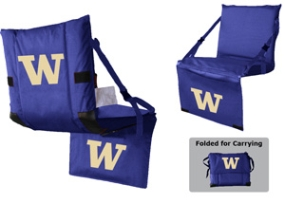 Washington Huskies Tri-Fold Stadium Seat