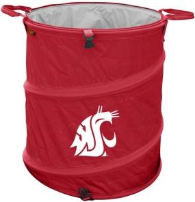 Washington State Cougars Trash Can Cooler