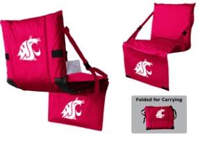 Washington State Cougars Tri-Fold Stadium Seat