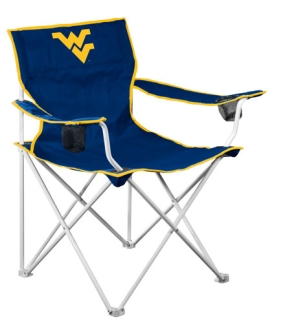 West Virginia Mountaineers Deluxe Chair