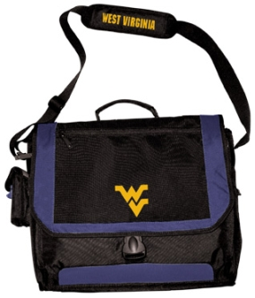 West Virginia Mountaineers Commuter Bag