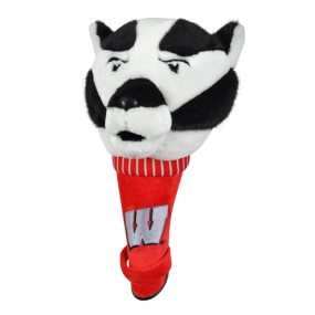 Wisconsin Badgers Mascot Headcover