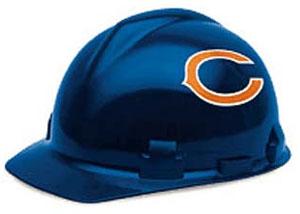 Chicago Bears Hard Hat