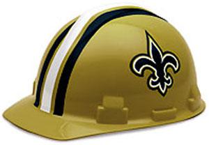 New Orleans Saints Hard Hat