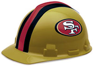 San Francisco 49ers Hard Hat