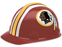 Washington Redskins Hard Hat