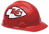 Kansas City Chiefs Hard Hat