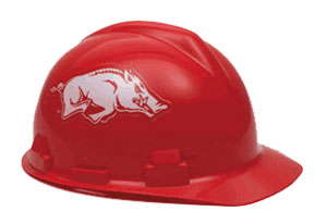 Arkansas Razorbacks Hard Hat