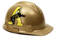 West Point Black Knights Hard Hat