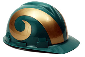 Colorado State Rams Hard Hat