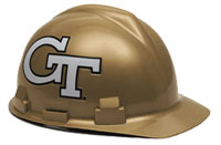 Georgia Tech Yellow Jackets Hard Hat