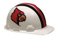 Louisville Cardinals Hard Hat