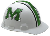 Marshall Thundering Herd Hard Hat