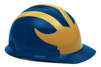 Michigan Wolverines Hard Hat