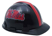 Mississippi Rebels Hard Hat