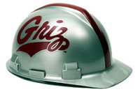 Montana Grizzlies Hard Hat