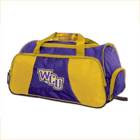 Western Carolina Catamount Gym Bag
