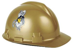 Navy Midshipmen Hard Hat